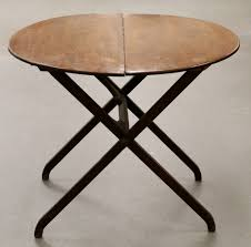 photo of small round folding table with modern wood 48 inch round folding table jhmhome
