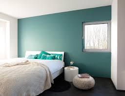 Moderne Slaapkamer Met Turquoise Accenten Slaapkamer Ideeen