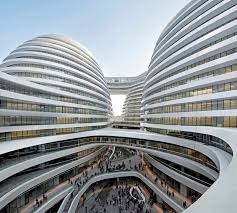 architecture pictures. beijing galaxy soho architecture pictures