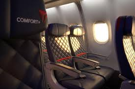 the cur fort seats on a delta airbus a330 300 delta will phase in