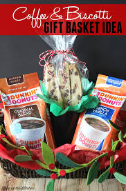 need an easy gift idea wrap up some homemade chocolate chip biscotti with a bag