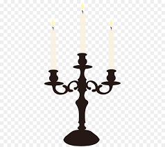chandelier candle clip art vector european style white candle