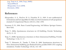Apa Paper Outline Example Bibliography Machine Apa