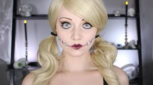 doll makeup tutorial no body paint needed