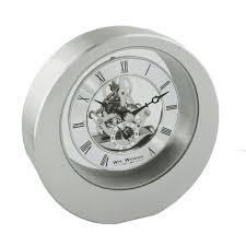 battery wall clock parts umbra concrete piatto wall clock grey kitchen home