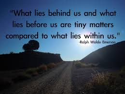 universal wisdom shelley hallmark what lies behind us