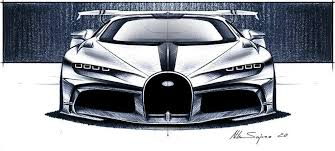 Bigger than the veyron super sport's number, dürheimer says, by a notable amount, although the engine is put in position at bugatti's molsheim factory and the cell and carrier are assembled around. Bugatti Chiron Pur Sport Vs Chiron Super Sport 300