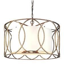drum light chandelier five light drum pendant large drum light fixture