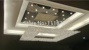 modern square chandelier new square modern string big crystal chandelier hotel lobby chandelier lighting free