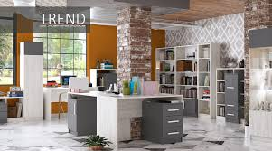 Trends In Office Design Awesome Office Desk M48 R Module System For Office URBAN SA Stefany Style
