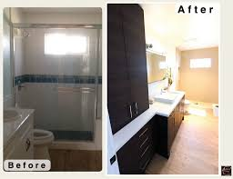 bathroom remodel orange county. Long Beach Black Contemporary Modern L-Shaped Kitchen And Bathroom Remodel With Custom Sophia Line Cabinets Orange County