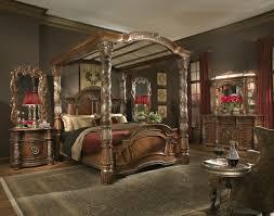 uniquet bedroom furniture modern design with wooden headboard also