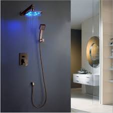 junoshowers system dark oil rubbed bronze shower head hand shower