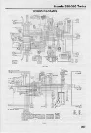 honda cb cl 350 microfiche wiring diagram cb cl 360 cj360t