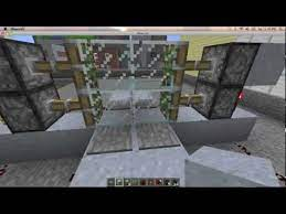 minecraft how to build an automatic