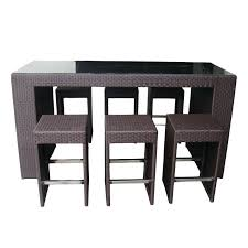 high top table with stools bar stools appealing outdoor high top table and chairs cool design