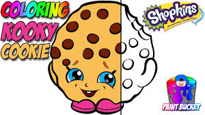 Small Picture Shopkins Coloring Book Season 1 Kooky Cookie Coloring Pages for