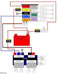 pioneer deck wiring diagram clarion vrx765vd wiring diagram kenwood stereo wiring diagram color code at Car Deck Wiring Diagram