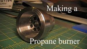 propane burner for my diy foundry