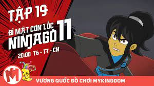 BÍ MẬT CƠN LỐC NINJAGO - Phần 11   Tập 19: Thật là Tệ   LEGO NINJAGO SEASON  11 - Phim Hoạt Hình Mới #1 - Blogradio - Kênh tin tức tổng hợp hàng đầu  Việt Nam