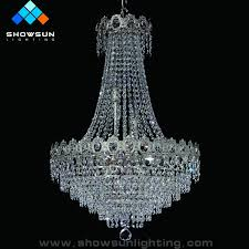 crystal chandelier china factory