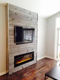 chic and modern tv wall mount ideas for living room diy pallet fireplace