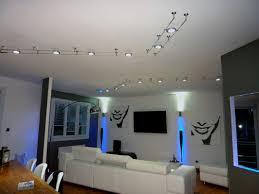 track lighting ideas for living room  attractive track lighting