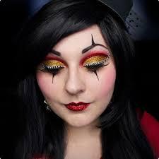 image result for ringmaster makeup