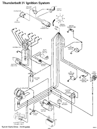Appealing mercury 50 hp thunderbolt ignition wiring diagram