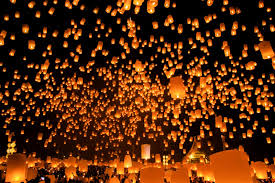 Lantern Light Festival April 18 Where To Celebrate Loi Krathong In Chiang Mai Lonely Planet