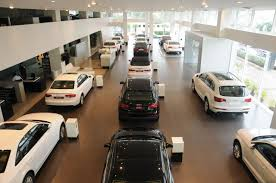 new car launches in puneAudi India and Jubilant MotorWorks open showroom in Pune