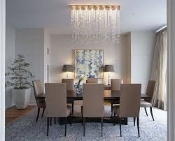 chandelier in dining room. Crystal Chandelier For Dining Room Gorgeous Design Elegant Table With Inspiration Ideas In L