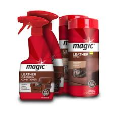 magic leather home care care kit