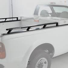 BackRack Industrial Grade Toolbox Side Rails for Long Bed Pickup ...