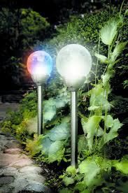Solar Orb Light