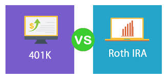 401k Vs Roth Ira Top 4 Best Differences With Infographics
