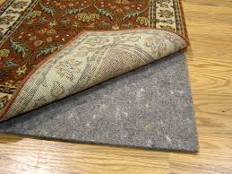 rubber backed area rugs on hardwood floors heavy synthetic fiber with rubber backing for use over
