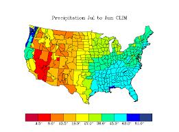 California Annual Rainfall Chart El Niño And California Precipitation