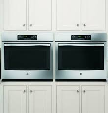 Side-by-Side Single Wall Ovens