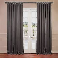 60 inch wide curtains. 60 Inch Wide Blackout Curtains Unique Half Price Drapes Charcoal 108 X 100 Double