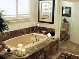 simple garden tub decor ideas