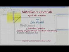 How to combine embroidery designs in Embrilliance Essentials ... & How to combine embroidery designs in Embrilliance Essentials software -  YouTube Adamdwight.com