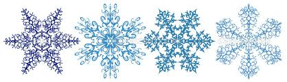 Image result for snowflakes clipart, free