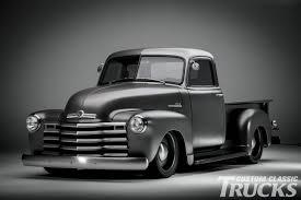 1950 Chevy Pickup ICON Thriftmaster - Custom Classic Trucks - Hot ...