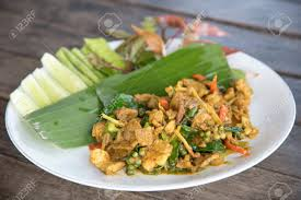 fried rice wallpaper. Unique Fried Close Fried Rice With Spicy Boar Pork Thailand Food As A Background Or  Wallpaper Intended Rice Wallpaper