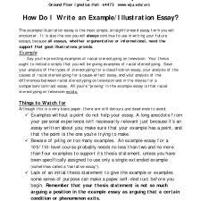 example of essay report co example of essay report