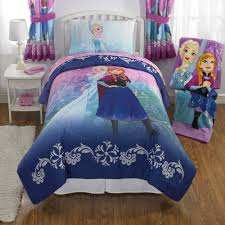 disney frozen nordic frost twin and full bedding comforter 1 each com