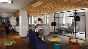 design office space online. Beautiful Online Photo 2 Of 4 3d Interior Design Rendering For Office Space   Online 3 S