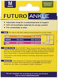 Futuro Wrap Around Ankle Support Medium