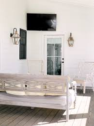i so love the color of these and how they fade into the space and although this room looks like a big dose of all the shades of white right now